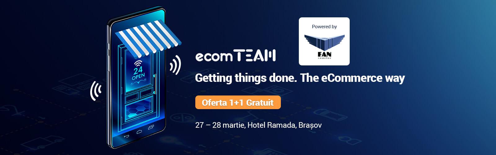 ecomTEAM - Maximizing eCommerce