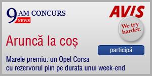 Castiga o masina Opel Corsa cu rezervorul plin pe durata unu week-end